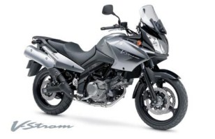 Accessori DL Vstrom 650 04-11